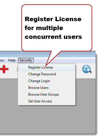 RegisterLicense